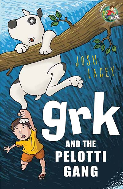 Grk and the Pelotti Gang - Jacket