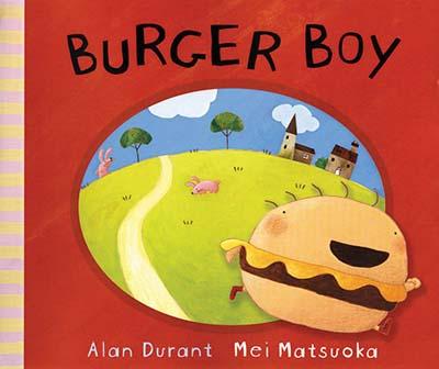 Burger Boy - Jacket