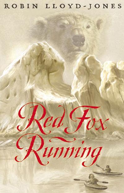 Red Fox Running - Jacket