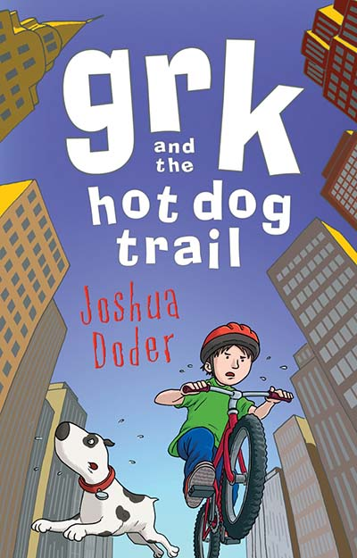 Grk and the Hot Dog Trail - Jacket