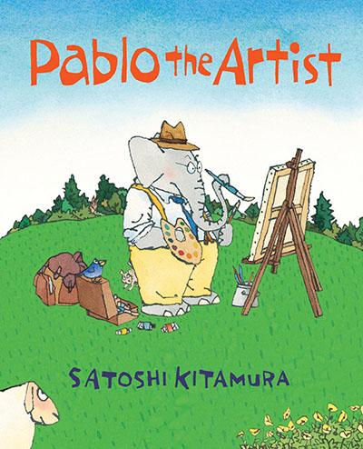 Pablo the Artist - Jacket