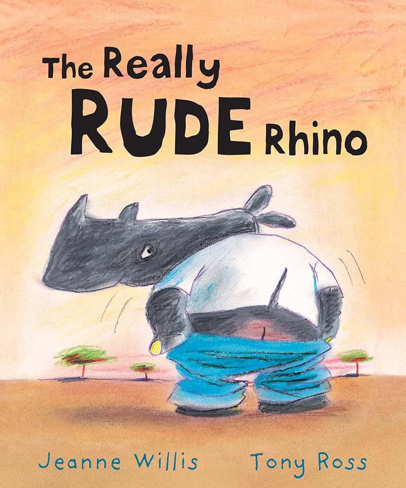 The Really Rude Rhino - Jacket