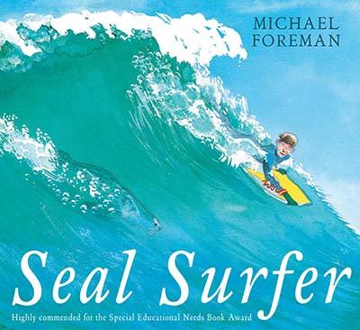 Seal Surfer - Jacket