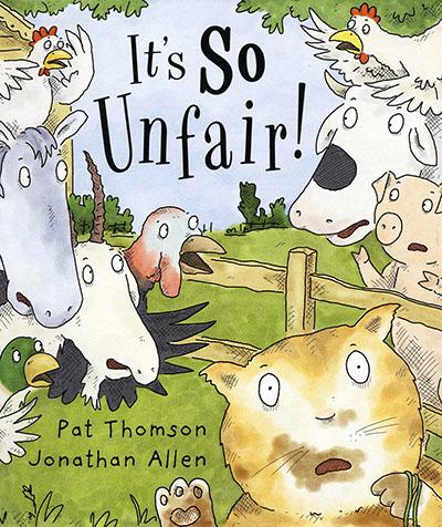 It's So Unfair! - Jacket