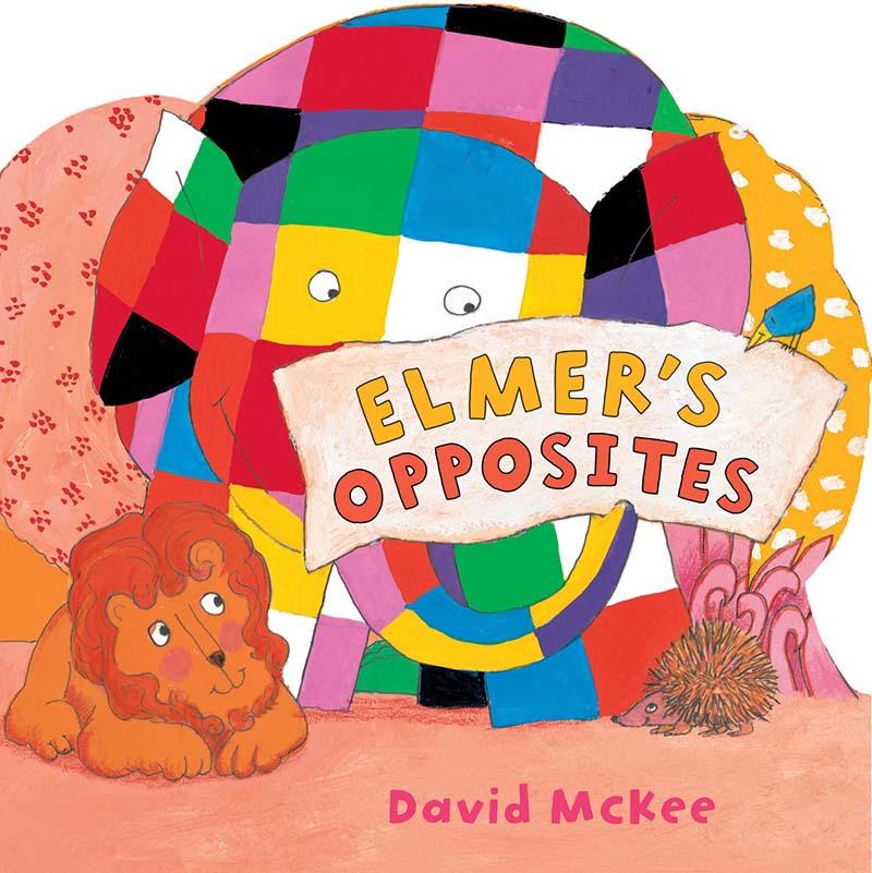Elmer's Opposites - Jacket