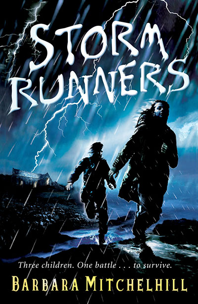 Storm Runners - Jacket