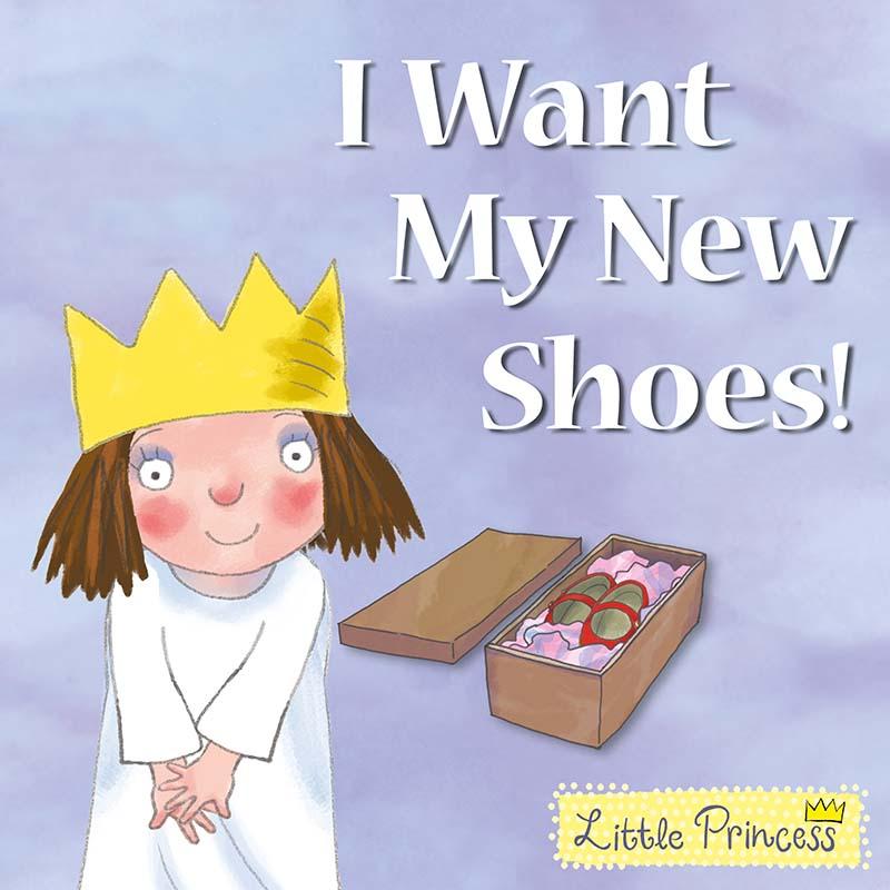 I Want My New Shoes! - Jacket