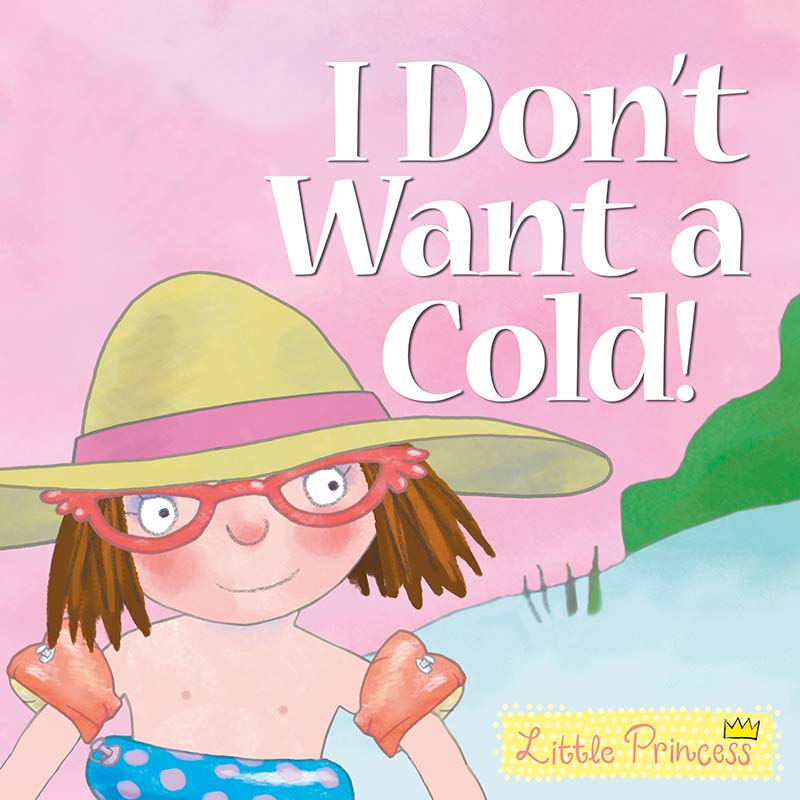 I Don't Want a Cold! - Jacket