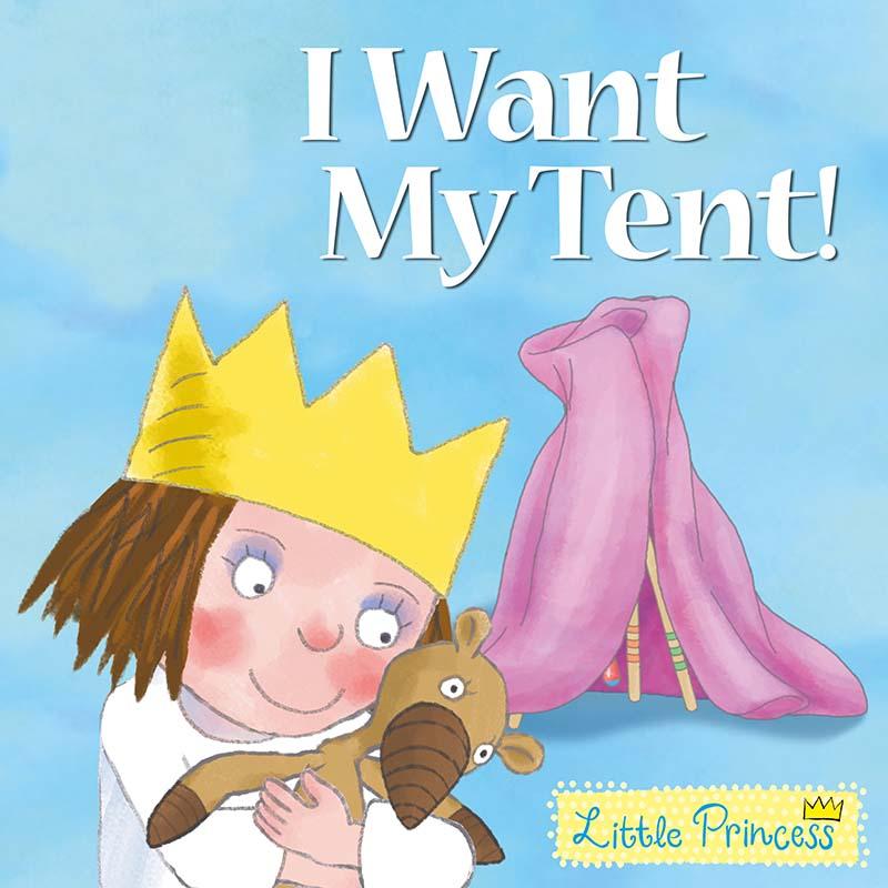 I Want My Tent! - Jacket