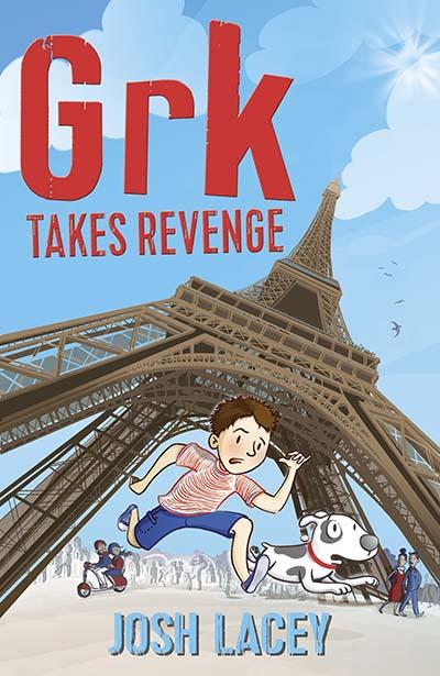 Grk Takes Revenge - Jacket