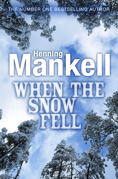 When the Snow Fell - Jacket