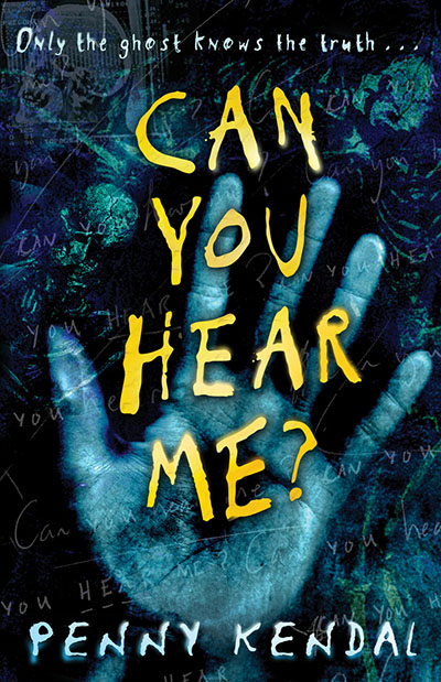 Can You Hear Me? - Jacket