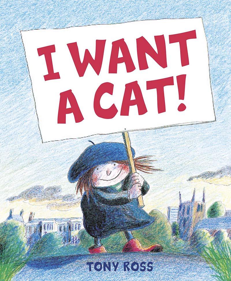 I Want a Cat! - Jacket