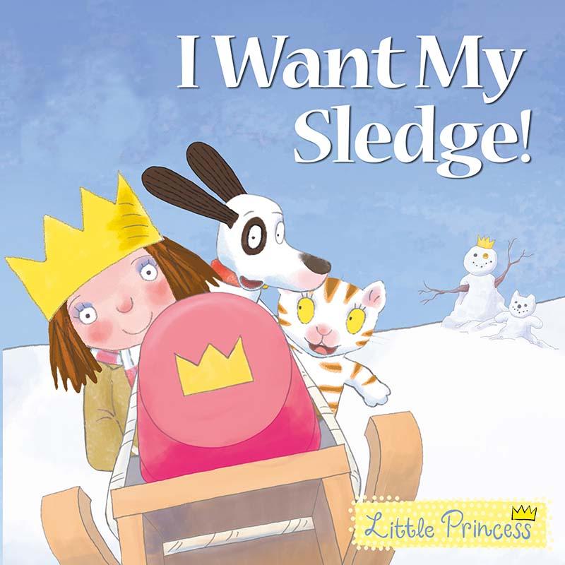 I Want My Sledge! - Jacket