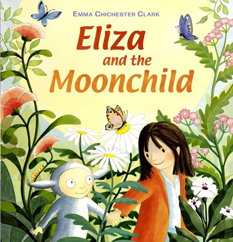 Eliza and the Moonchild - Jacket