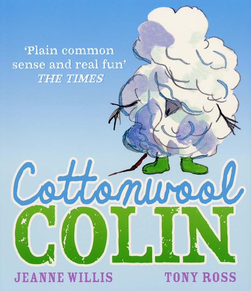 Cottonwool Colin - Jacket