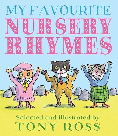 My Favourite Nursery Rhymes - Jacket