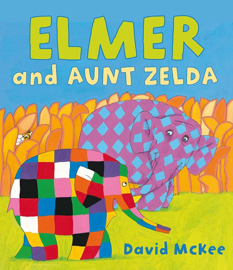 Elmer and Aunt Zelda - Jacket