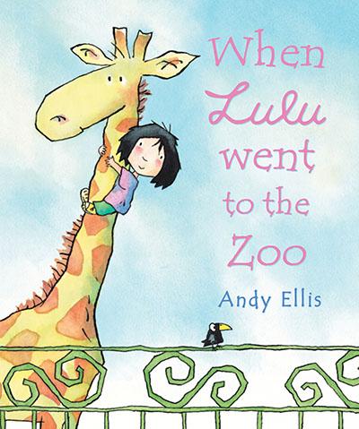 When Lulu Went to the Zoo - Jacket