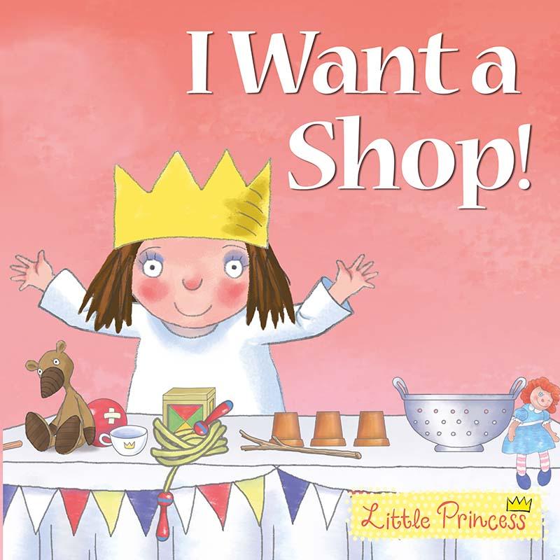 I Want a Shop! - Jacket