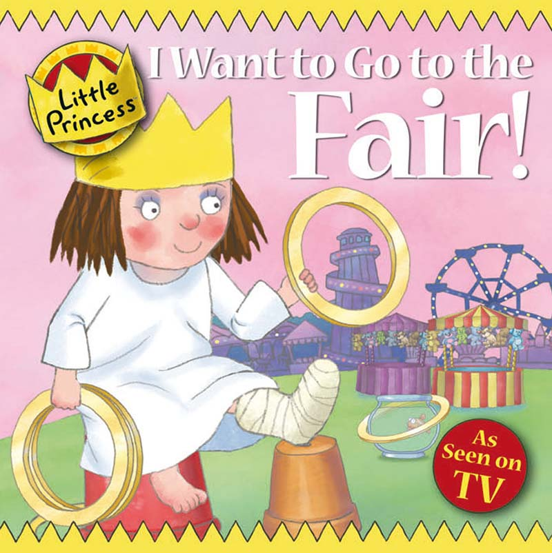 I Want to Go to the Fair! - Jacket