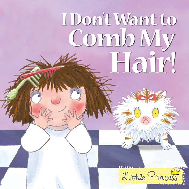 I Don't Want to Comb My Hair! - Jacket