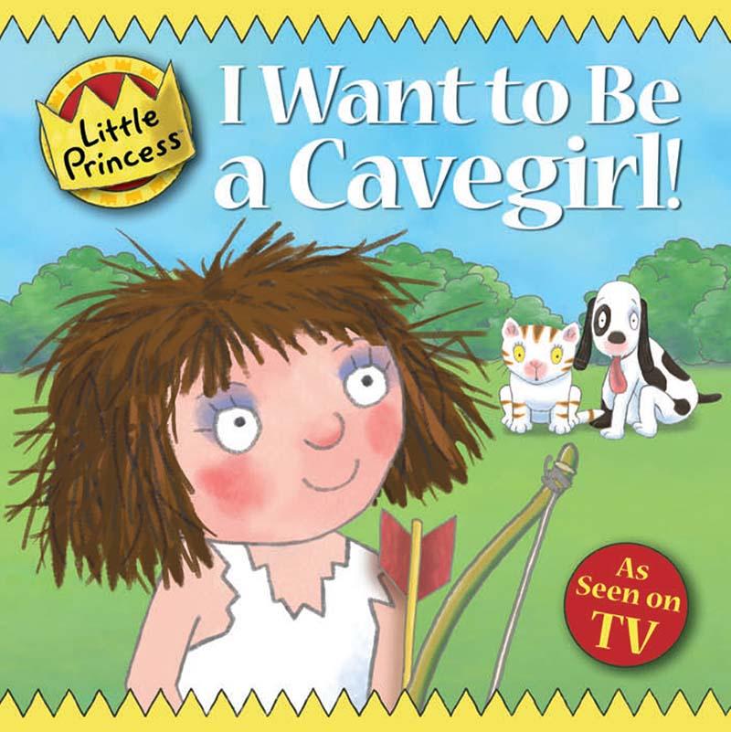 I Want to Be a Cavegirl! - Jacket