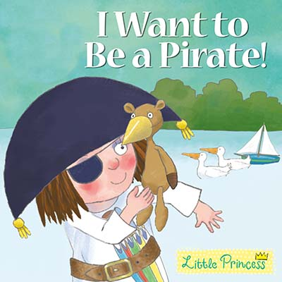 I Want to Be a Pirate! - Jacket
