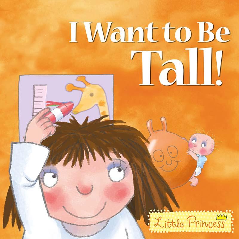 I Want to Be Tall! - Jacket