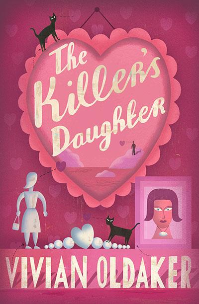 The Killer's Daughter - Jacket