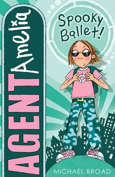 Agent Amelia: Spooky Ballet - Jacket