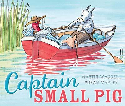Captain Small Pig - Jacket