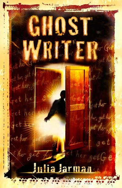 Ghost Writer - Jacket