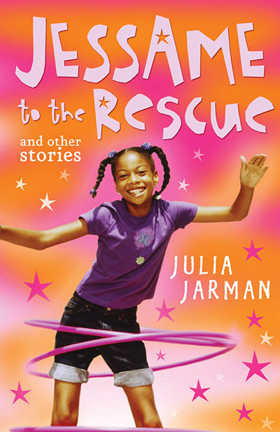 Jessame to the Rescue and other stories - Jacket
