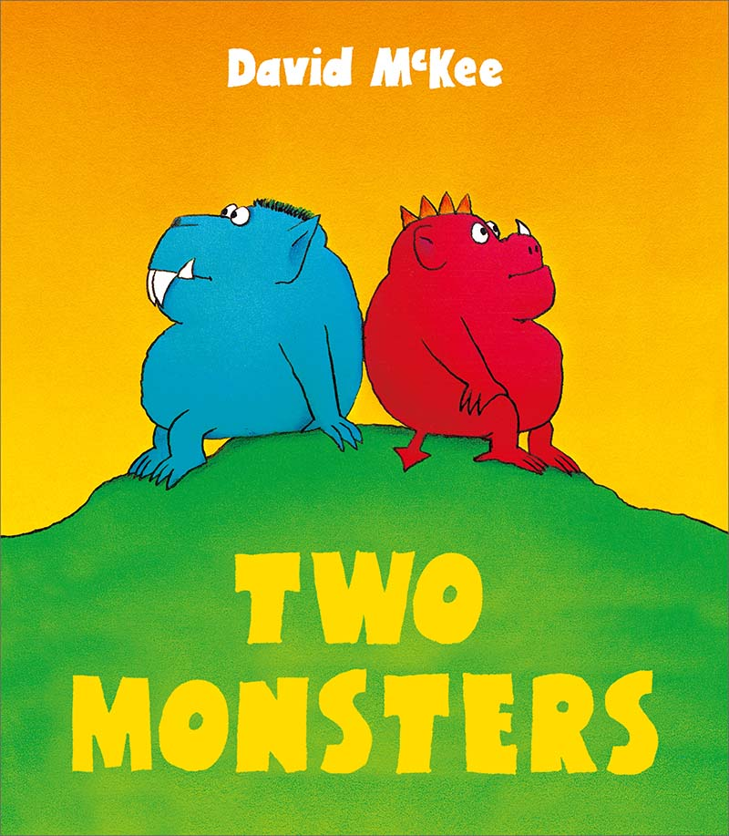Two Monsters - Jacket