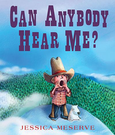 Can Anybody Hear Me? - Jacket