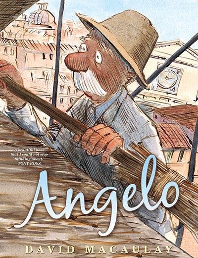 Angelo - Jacket