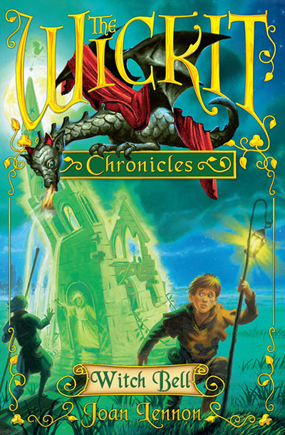 The Wickit Chronicles: Witch Bell - Jacket
