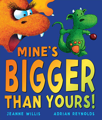 Mine's Bigger than Yours! - Jacket