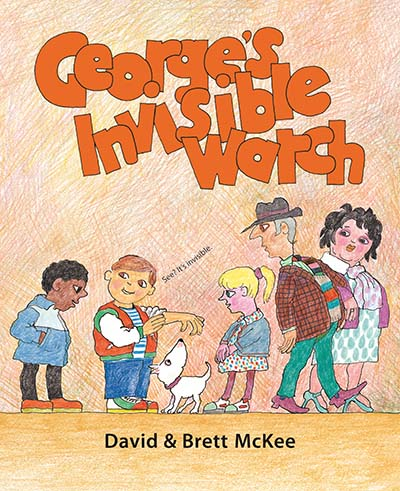 George's Invisible Watch - Jacket