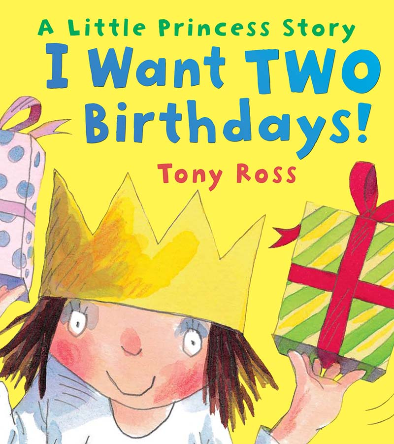 I Want Two Birthdays! - Jacket