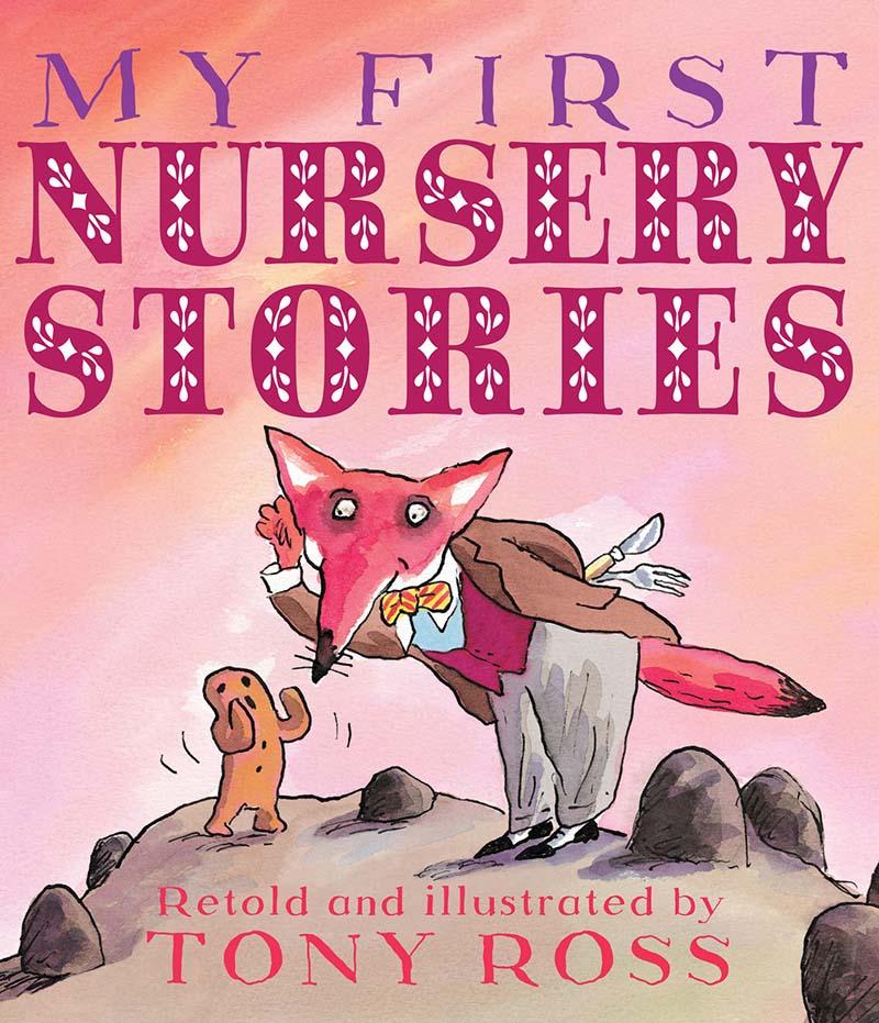 My First Nursery Stories - Jacket