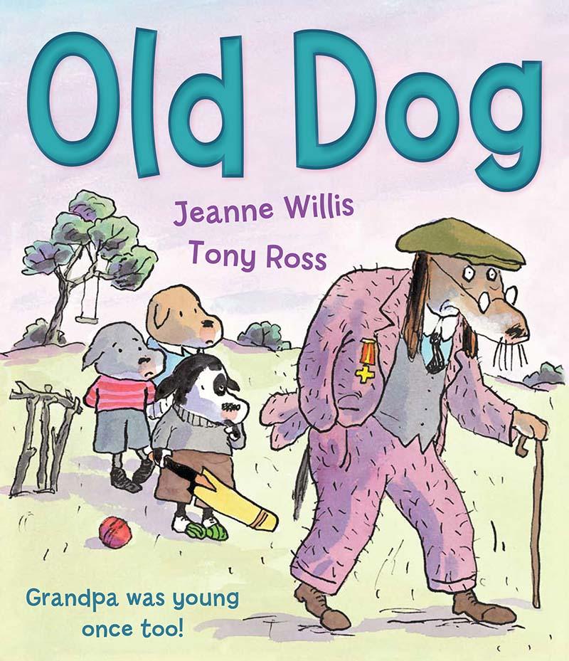 Old Dog - Jacket