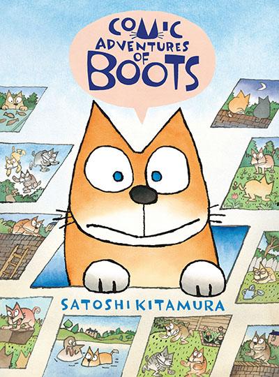 Comic Adventures of Boots - Jacket