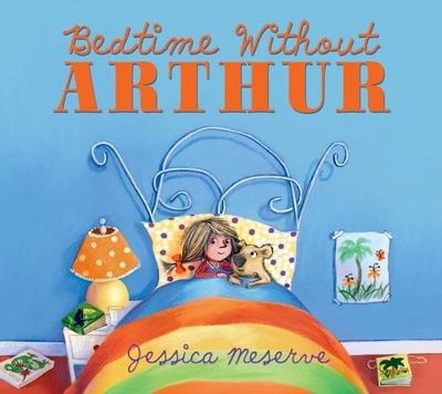 Bedtime Without Arthur - Jacket