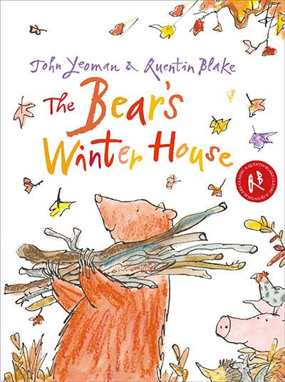 The Bear's Winter House - Jacket