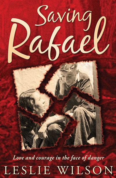Saving Rafael - Jacket