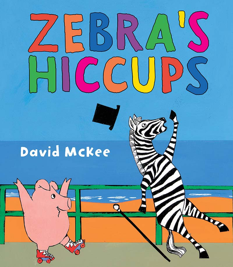 Zebra's Hiccups - Jacket