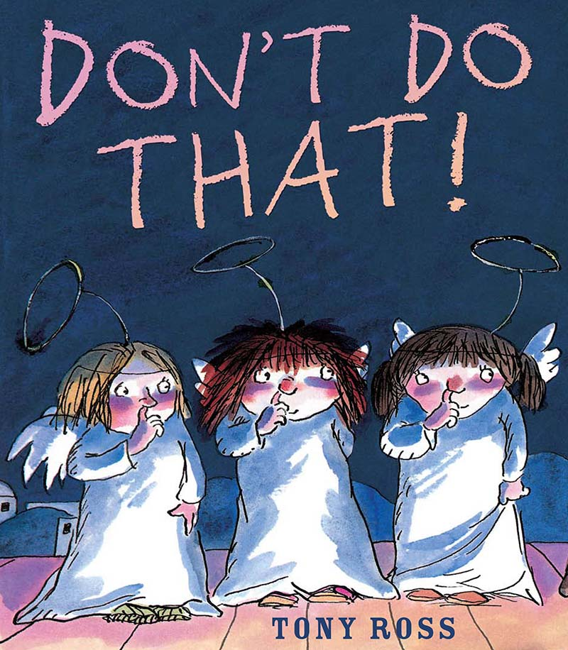 Don't Do That! - Jacket