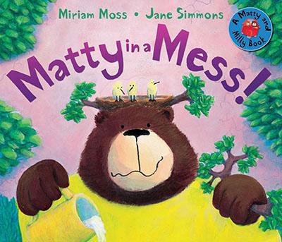 Matty in a Mess! - Jacket